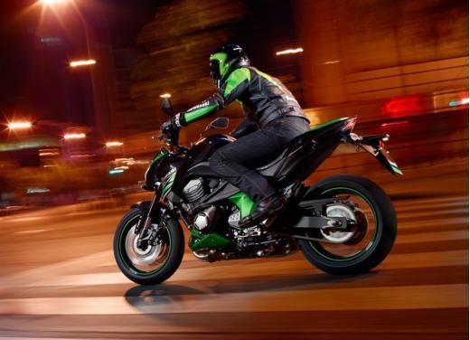 Kawasaki Z800: online il sito dedicato alla naked sportiva - Foto 5 di 5
