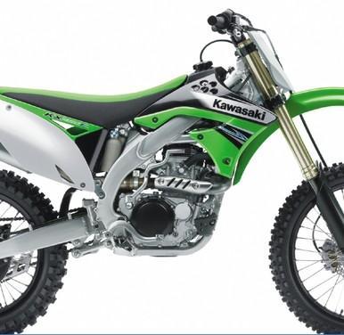 Kawasaki KX250F 2011