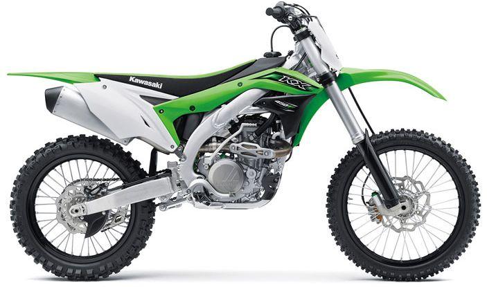 KX 450F