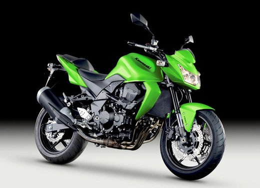Nuova Kawasaki Z750R - Foto 4 di 26