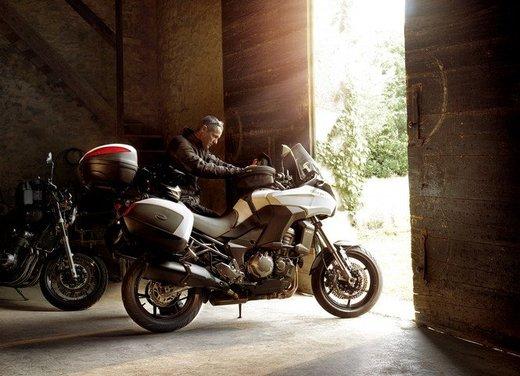 Kawasaki Versys 1000 Grand Tourer - Foto 2 di 16