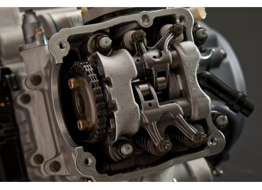 Kymco, nuovo motore G5 SC per scooter - Foto 6 di 7