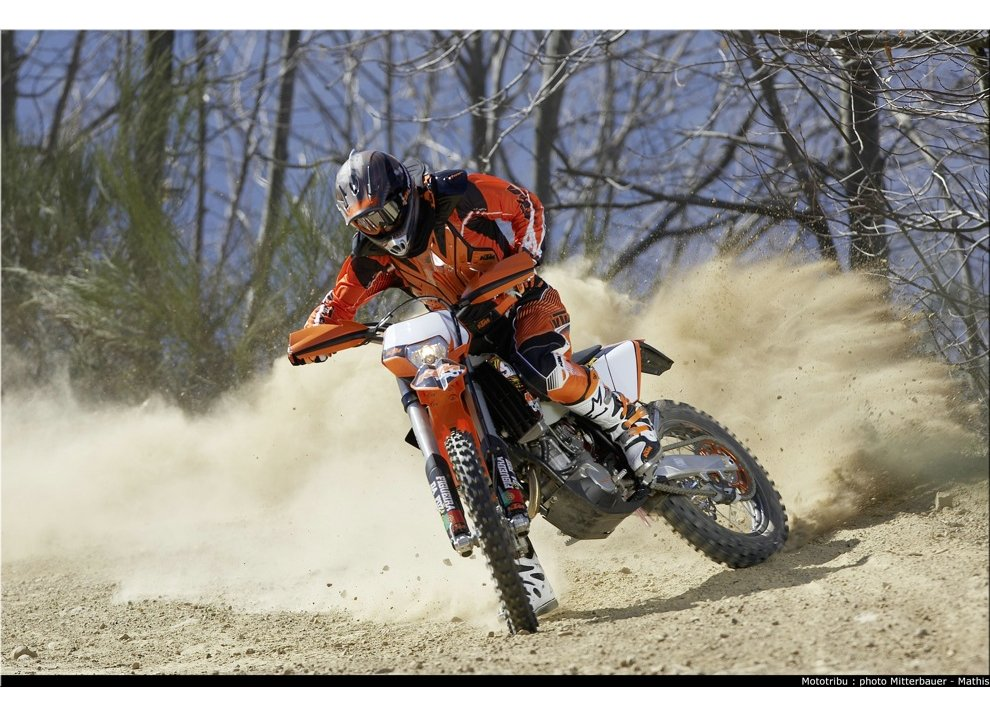 KTM: Arrivano i Power Kit  per l'offroad