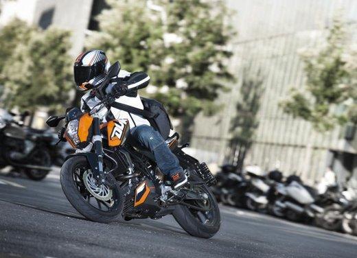 KTM Duke 200 - Foto 11 di 15