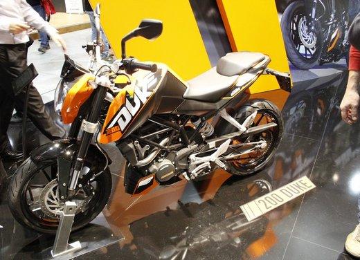 KTM Duke 200 - Foto 4 di 15