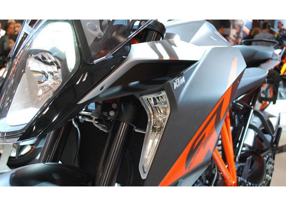 KTM, ecco la 1290 Super Duke GT - Foto 2 di 7