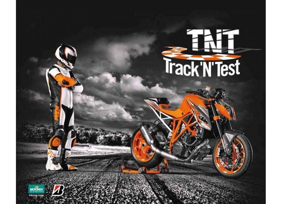 KTM: parte il TNT 2015 per girare al Mugello il 21 e il 22 marzo