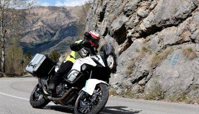 KTM 1290 Super Adventure: Prova su strada, allestimenti e prezzi