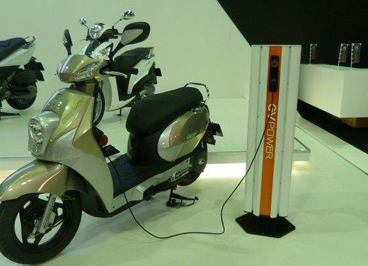 Tutte le novità scooter ad Eicma 2012 - Foto 18 di 25