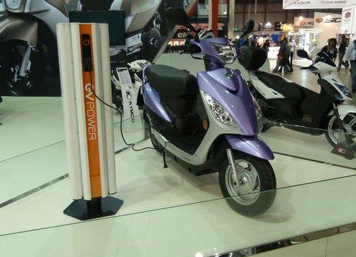 Tutte le novità scooter ad Eicma 2012 - Foto 19 di 25