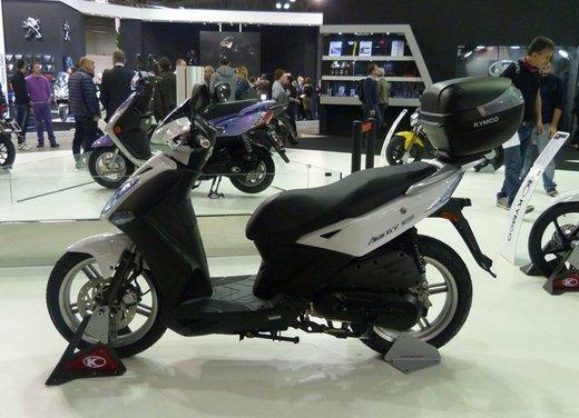 Tutte le novità scooter ad Eicma 2012 - Foto 20 di 25