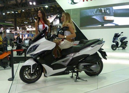 Tutte le novità scooter ad Eicma 2012 - Foto 22 di 25
