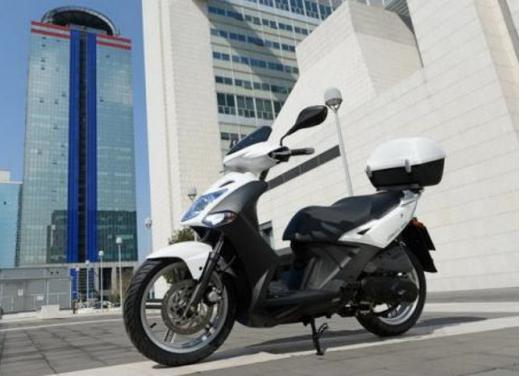 Kymco Agility R16, lo scooter low cost punta in alto