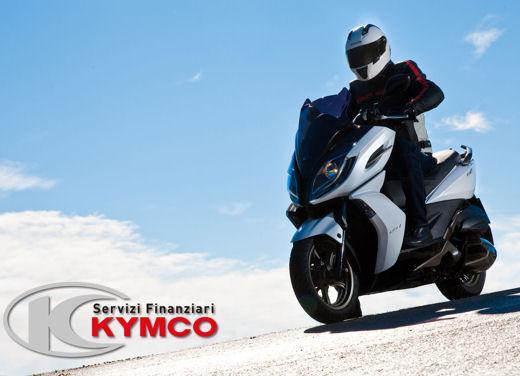 Kymco K-XCT 300i e K-XCT 125i in offerta con finanziamento a interessi zero - Foto 1 di 5