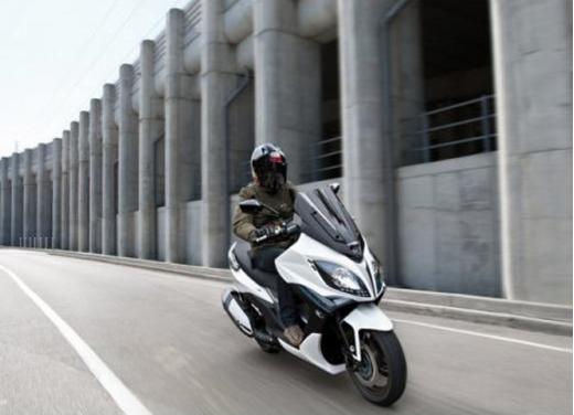 Kymco, nuovo motore G5 SC per scooter - Foto 1 di 7