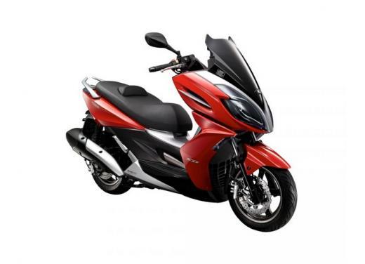 Kymco, zero interessi sugli scooter K-XCT 300i e K-XCT 125i - Foto 5 di 9