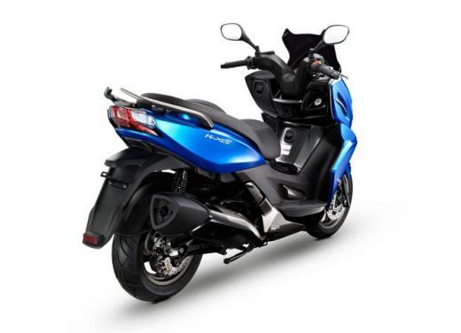 Kymco, zero interessi sugli scooter K-XCT 300i e K-XCT 125i - Foto 6 di 9