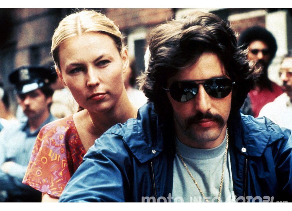 La Honda CB77 Super Hawk di Al Pacino in Serpico