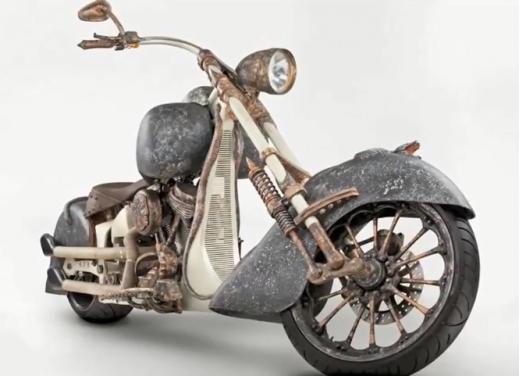La moto più costosa del mondo è un chopper turco - Foto 1 di 7