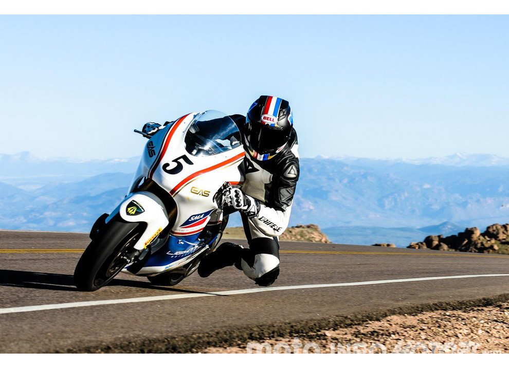 La Pike's Peak dice addio alle supersportive
