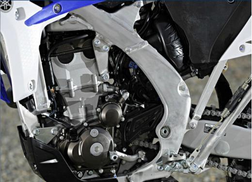 La Yamaha WR450F trionfa al Red Dot Product Design Award 2013 - Foto 5 di 7