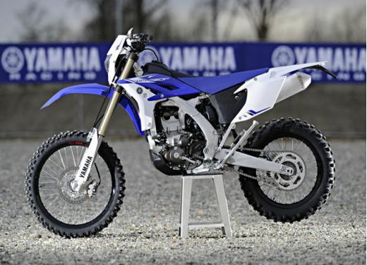 La Yamaha WR450F trionfa al Red Dot Product Design Award 2013 - Foto 2 di 7