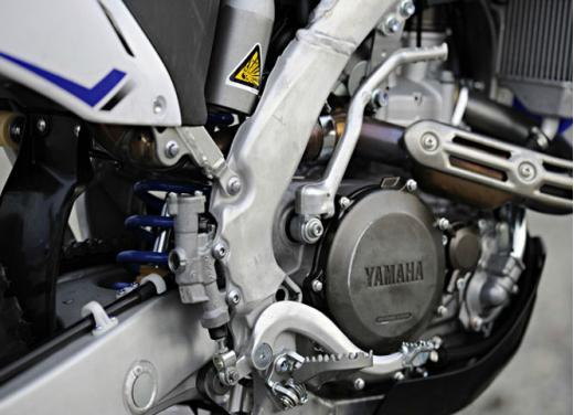 La Yamaha WR450F trionfa al Red Dot Product Design Award 2013 - Foto 6 di 7