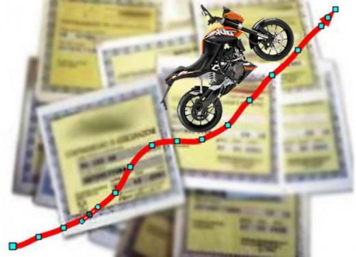 Le donne motocicliste diventano il bersaglio delle assicurazioni - Foto  di