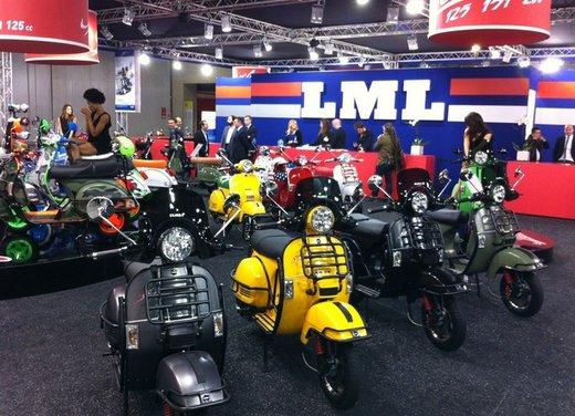 Tutte le novità scooter ad Eicma 2012 - Foto 23 di 25