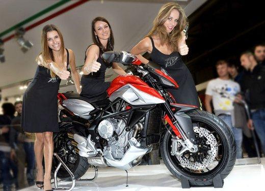 Mercato moto: MV Agusta raddoppia le vendite, e arriva la nuova Brutale 800