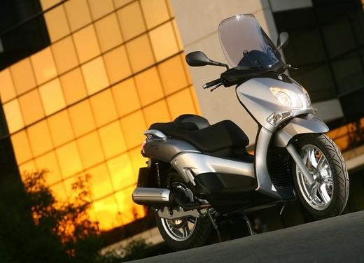 Yamaha X City 125