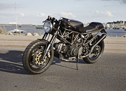 Ducati 750SS by The Wrenchmonkees - Foto 7 di 19