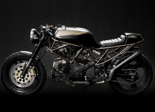 Ducati 750SS by The Wrenchmonkees - Foto 11 di 19