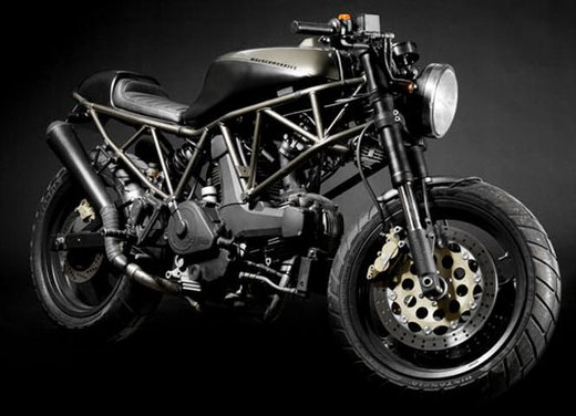 Ducati 750SS by The Wrenchmonkees - Foto 13 di 19