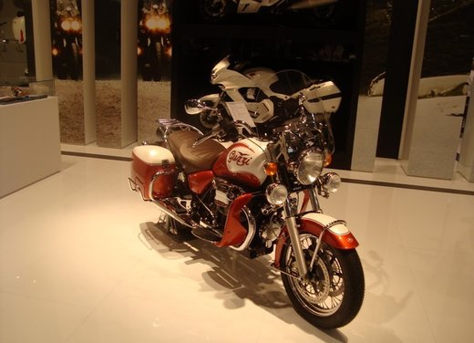 Tutte le foto delle principali novità dell'EICMA 2011, Salone del ciclo e motociclo - Foto 11 di 27
