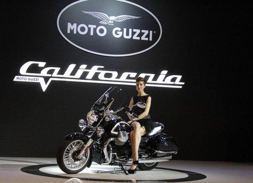 Moto Guzzi California 1400 nei concessionari sabato 24 novembre