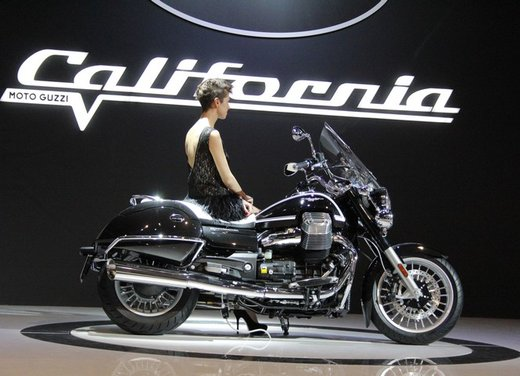 Moto Guzzi California 1400 - Foto 10 di 27