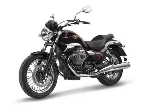 Moto Guzzi gamma V7, Nevada e Stelvio in promozione a maggio - Foto 3 di 7