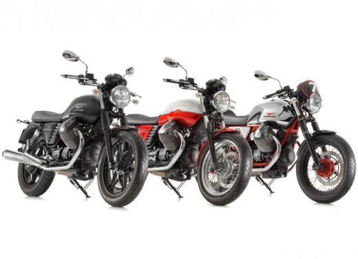 Moto Guzzi gamma V7, Nevada e Stelvio in promozione a maggio - Foto 6 di 7