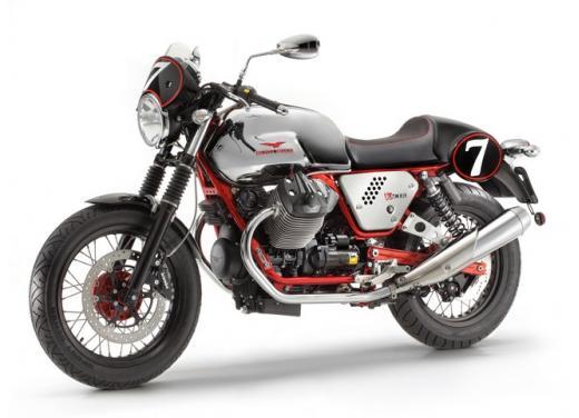 Moto Guzzi: promozioni per i modelli V7, Nevada e Stelvio - Foto 7 di 11