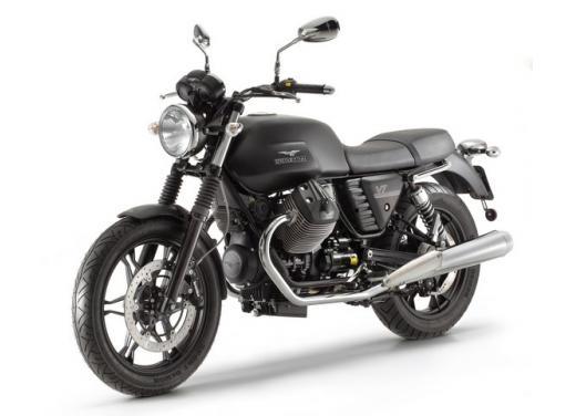 Moto Guzzi: promozioni per i modelli V7, Nevada e Stelvio - Foto 9 di 11