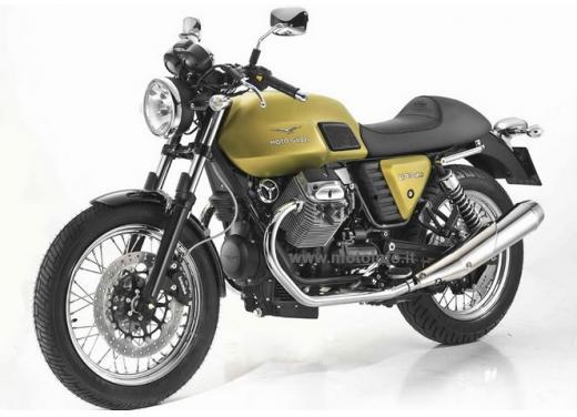 Moto Guzzi: promozioni per i modelli V7, Nevada e Stelvio - Foto 11 di 11