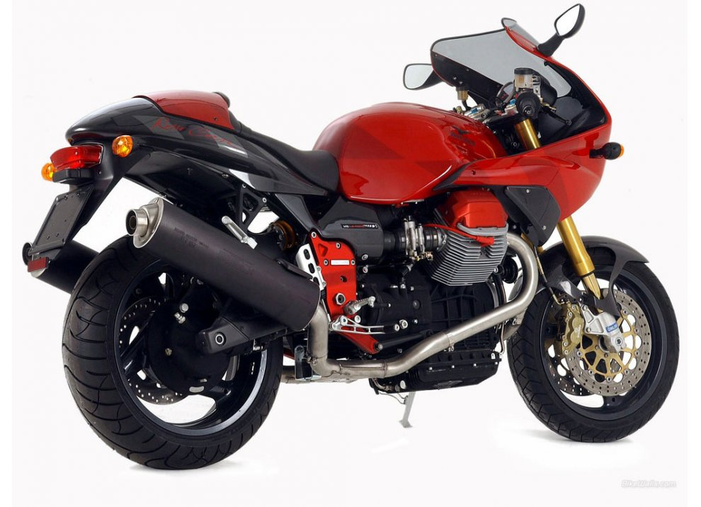 Moto Guzzi V11 Le Mans: Test Ride