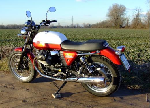 Moto Guzzi V7 Special: prova su strada - Foto 3 di 33
