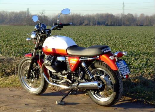 Moto Guzzi V7 Special: prova su strada - Foto 10 di 33