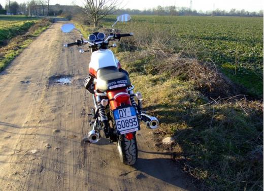 Moto Guzzi V7 Special: prova su strada - Foto 11 di 33