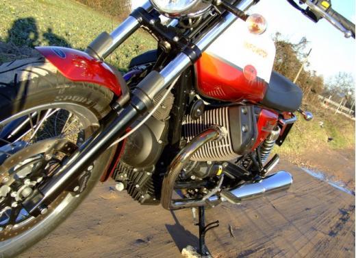 Moto Guzzi V7 Special: prova su strada - Foto 22 di 33