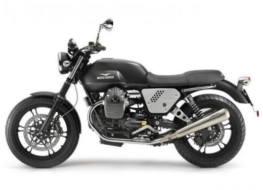 Moto Guzzi V7 Stone - Foto 6 di 10