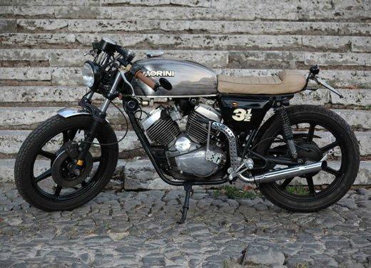 Moto Morini 3 1/2 by Emporio Elaborazioni Meccaniche - Foto 8 di 25