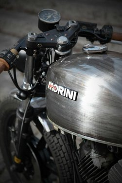 Moto Morini 3 1/2 by Emporio Elaborazioni Meccaniche - Foto 15 di 25